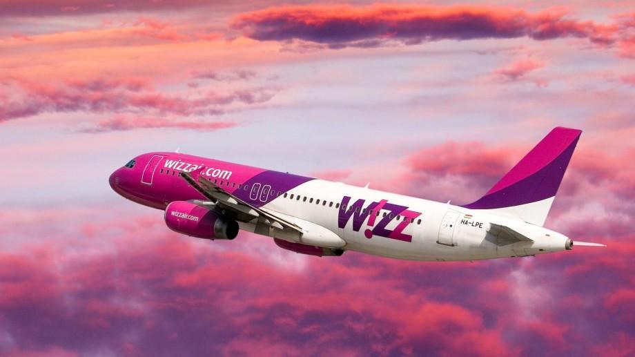 30% reducere la biletele pentru zborurile operate de Wizz Air. Unde poți zbura din Chișinău