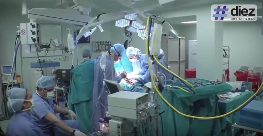(video) Copiii cu malformații cardiace au șanse la o viață normală