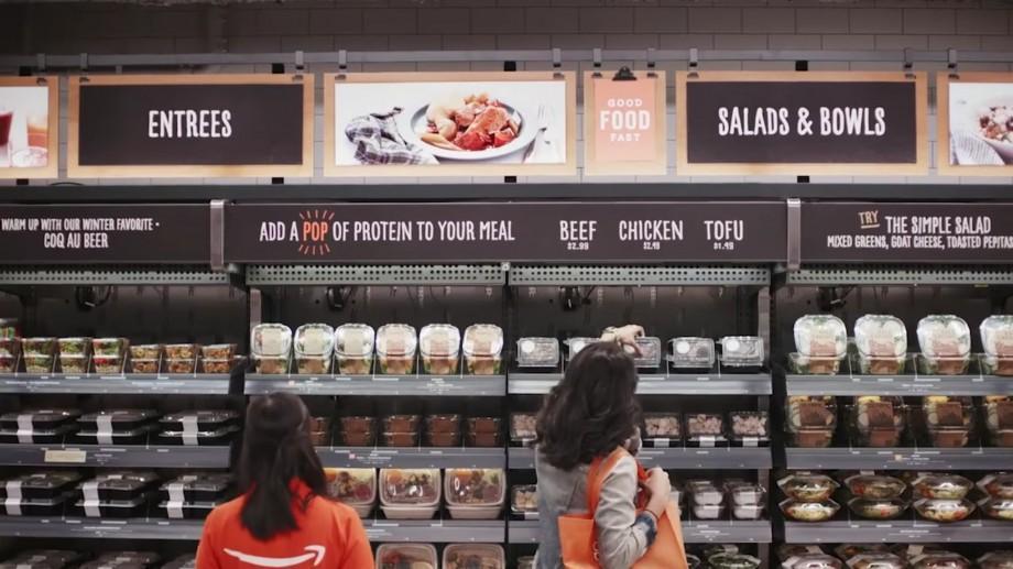 (video) Supermarketul viitorului – fără case de marcat şi fără uşi. Iei produsul şi pleci