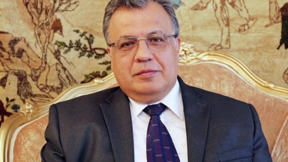 (foto, video) Ambasadorul Rusiei în Turcia a fost împușcat mortal într-o galerie de artă