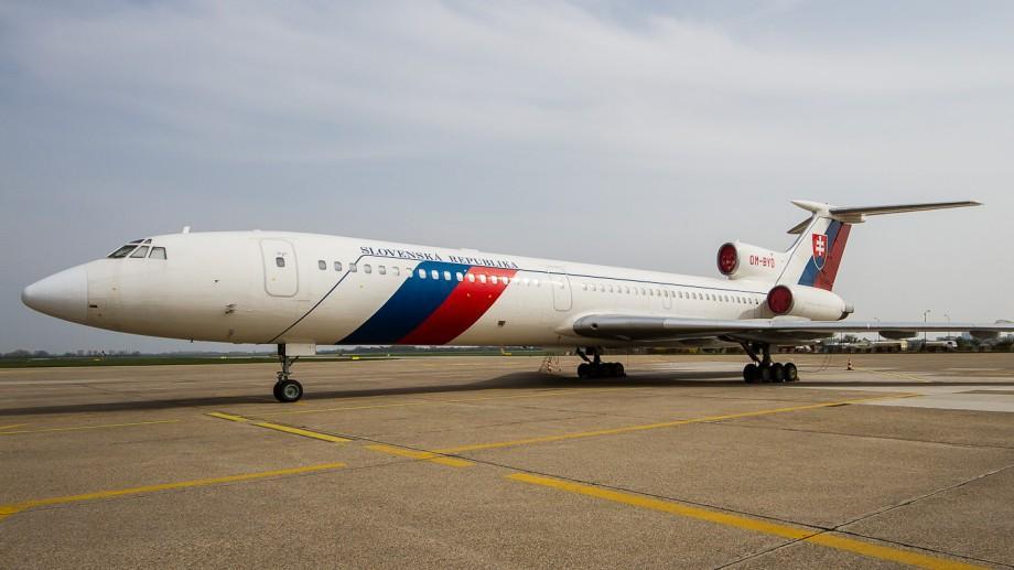 Seria neagră a accidentelor în care este implicat avionul rusesc Tu-154