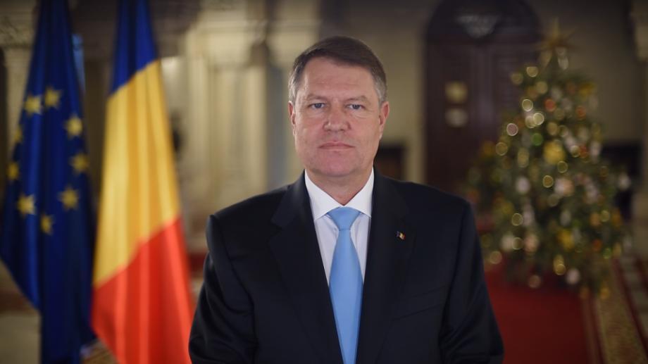 (video) Mesajul de Anul Nou al președintelui României, Klaus Iohannis