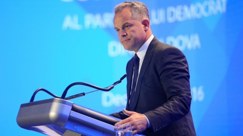Vlad Plahotniuc către liderii de la Tiraspol: Suntem dispuși să negociem o soluție, dar avem o singură precondiție
