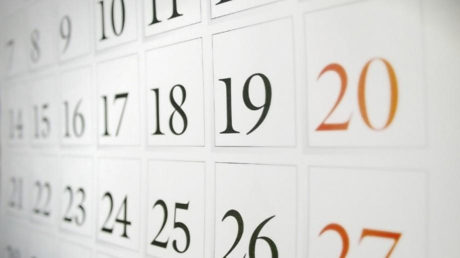 Iată zilele libere din 2017 în care moldovenii vor sta acasă