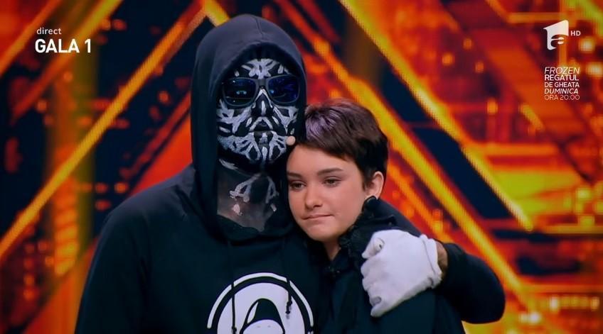 (video) Tânăra din Moldova, Olga Verbițchi, a reușit să se califice în marea finală X Factor România