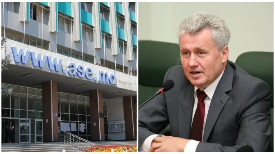Grigore Belostecinic a fost reales pentru a treia oară în funcția de rector al Academiei de Studii Economice