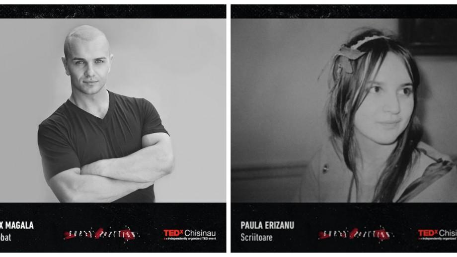 (foto) TEDxChisinau Superposition: Cunoaște-i pe primii patru speakeri