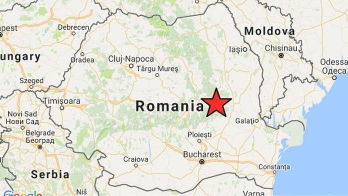 Date actualizate despre cutremurul din această noapte