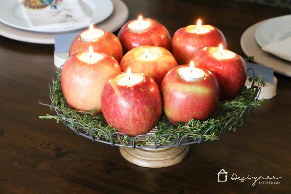 diy-apple-candles-5