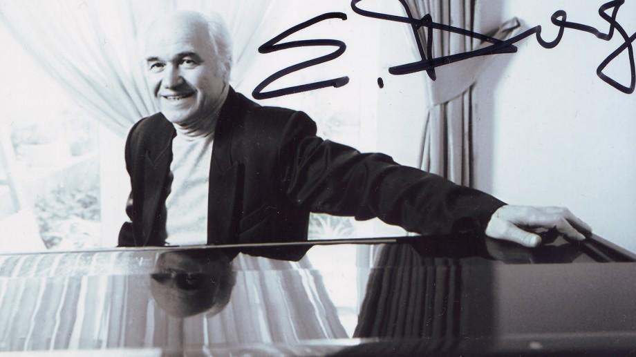 Eugen Doga vine cu două premiere la spectacolul de omagiere a lui Mihai Eminescu