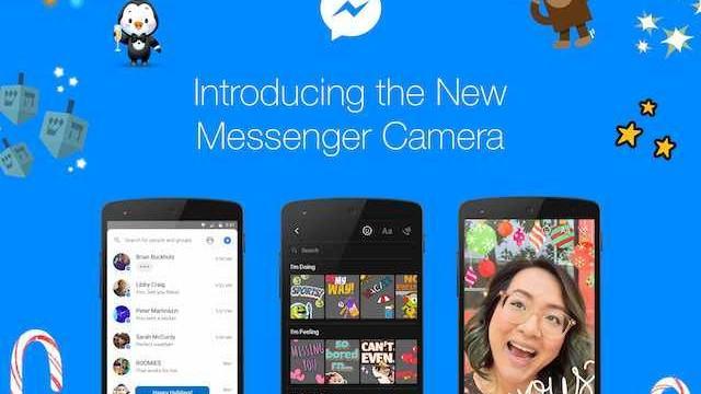 O nouă actualizare pentru Facebook Messenger