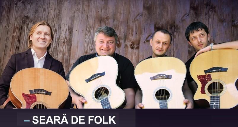 Iubitorii de muzică folk pot petrece o seară frumoasă și făcând o faptă bună