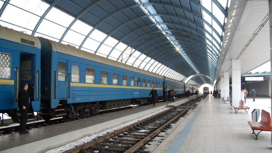 Cursa cu trenul Chișinău – Odessa se scurtează cu aproximativ 40 de minute