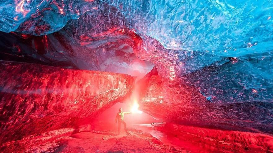 (foto) 20 de fotografii realizate în Islanda ce par desprinse de realitate