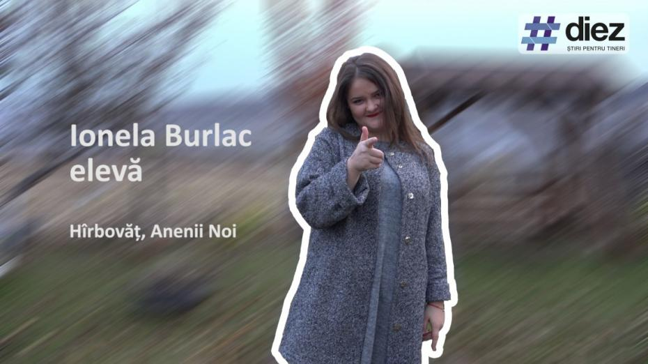 (video) Unde-s tinerii cu Ionela Burlac: Fiecare poate avea o idee bună, trebuie doar să o facă auzită