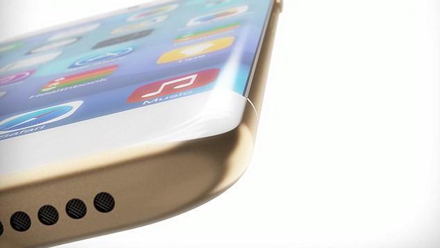 Apple ar putea pregăti o variantă iPhone 8 cu ecran curbat