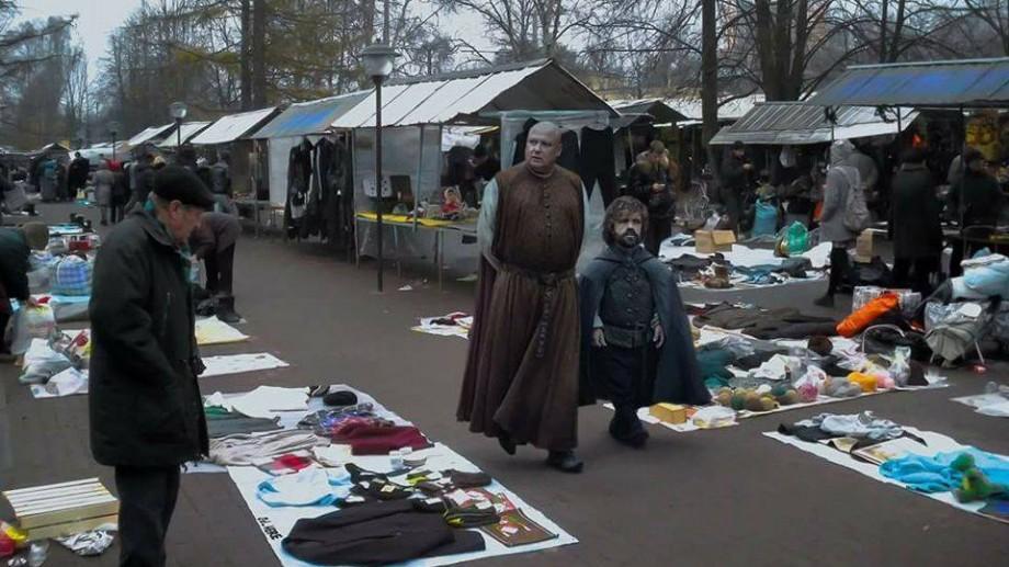 (foto) Cum ar fi viața personajelor din Game of Thrones dacă ar trăi în Moldova