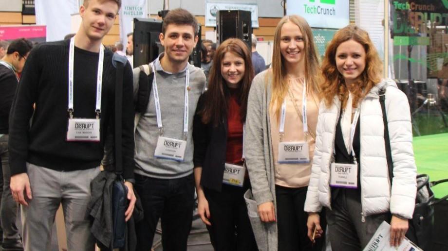 Startup-urile din Moldova se lansează în cadrul TechCrunch Disrupt London 2016