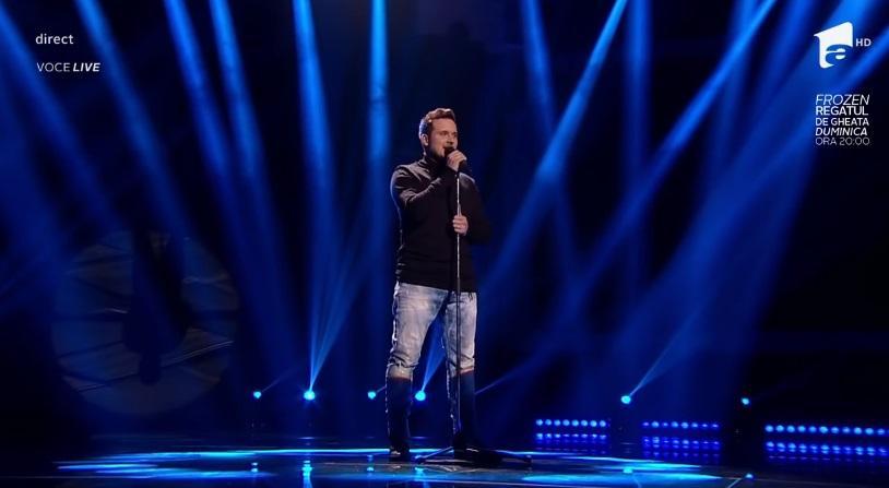(video) Tânărul din Moldova, Marcel Roșca, a reușit să se califice în marea finală X Factor