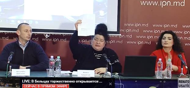 (doc, video) Vitalie Proca ar fi fost influențat să depună mărturii false împotriva lui Usatîi în dosarul lui Gorbunțov