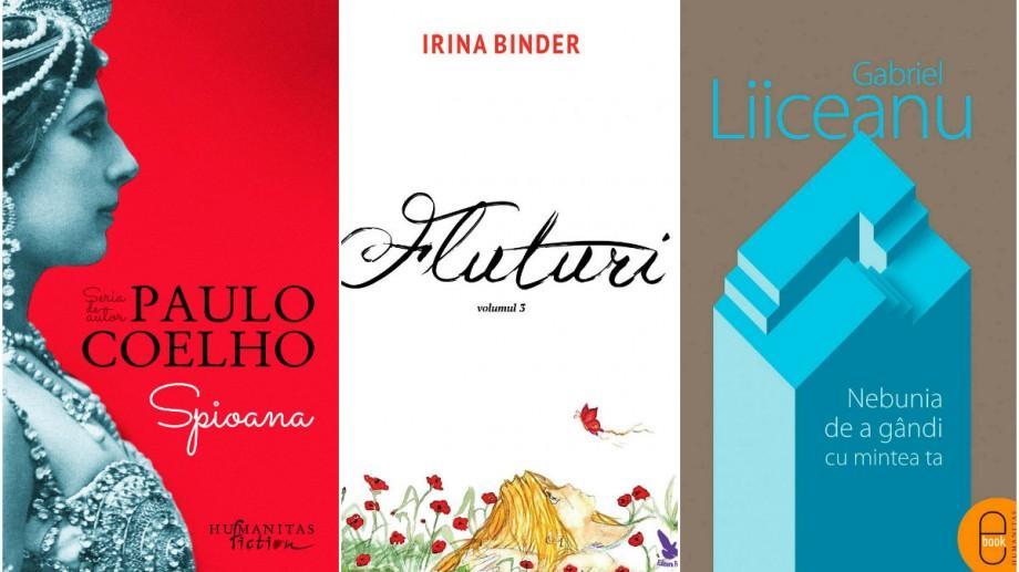 Ce se citește în România? Top 10 cărți care s-au vândut cel mai bine în una din cele mai mare rețele de librării