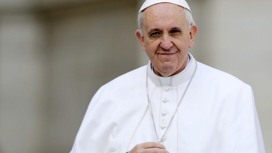 (foto) Un moldovean a luat micul dejun cu Papa de la Roma chiar de ziua de naștere a pontifului
