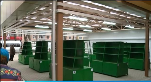(video) Încă două piețe din Bălți au fost renovate complet