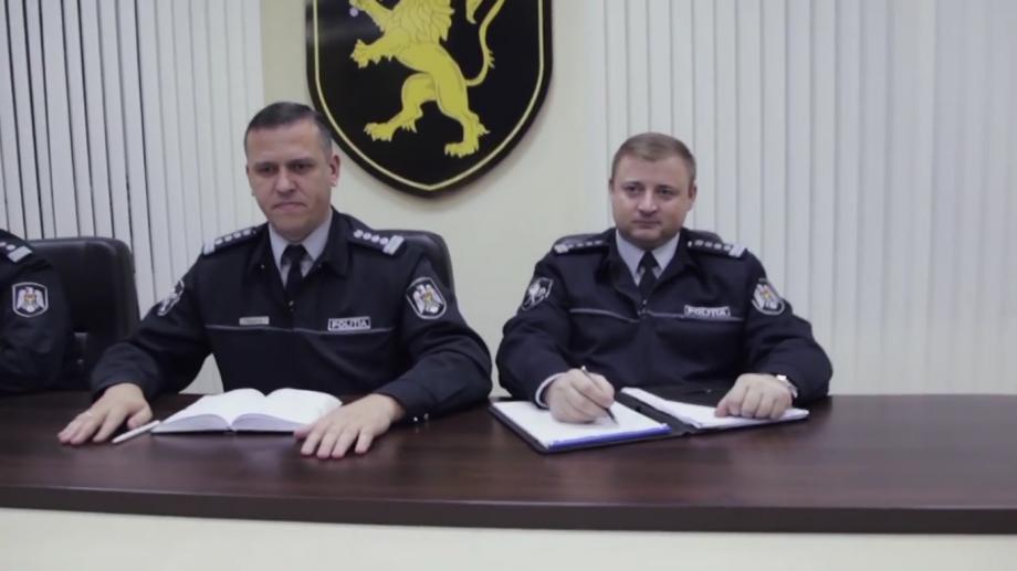 (video) Provocarea #MannequinChallenge a ajuns și la polițiștii din Moldova