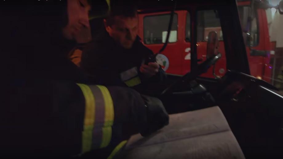 """(video) #MannequinChallenge. Un detașament de pompieri din Chișinău """"a înghețat"""""""