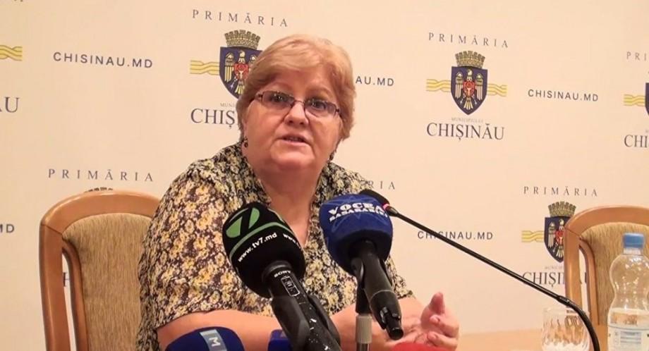 Tatiana Nagnibeda-Tverdohleb îşi încheie activitatea la DGETS