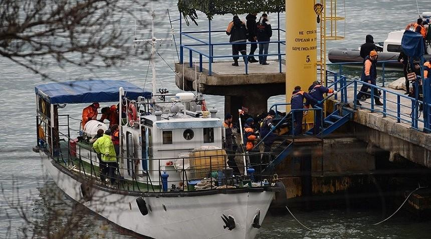 A fost găsită una dintre cutiile negre ale avionului rus prăbușit în Marea Neagră