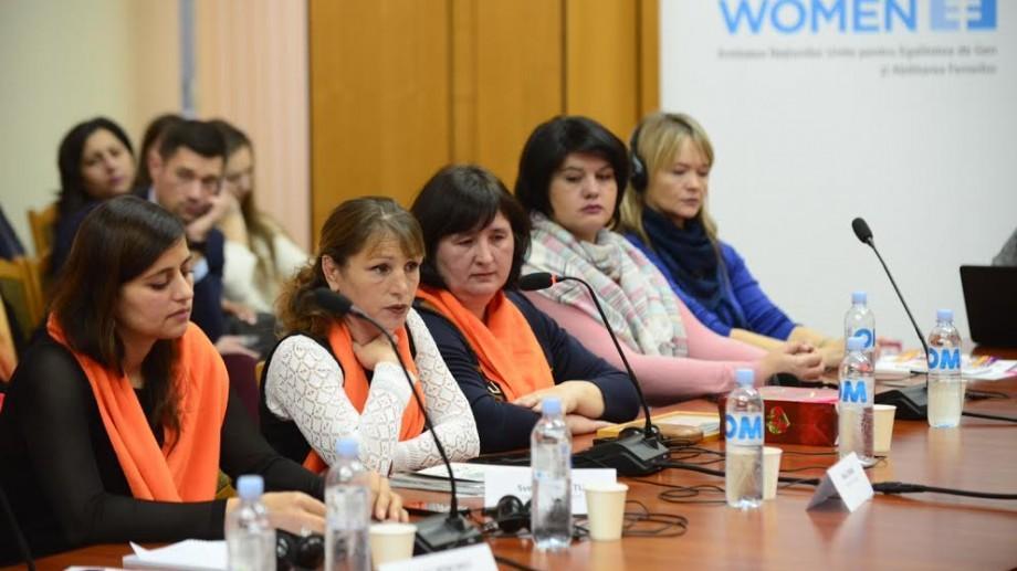 """(video) 7 femei, supraviețuitoare ale violenței, au fost desemnate """"campioane pozitive"""""""