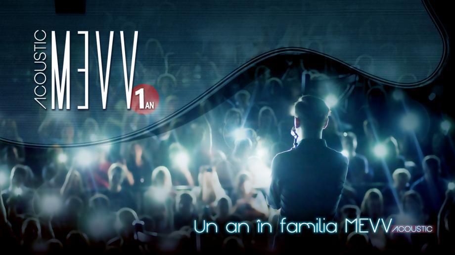(video) Proiectul Mevv va susține un spectacol acustic LIVE pentru cei mai înrăiți fani