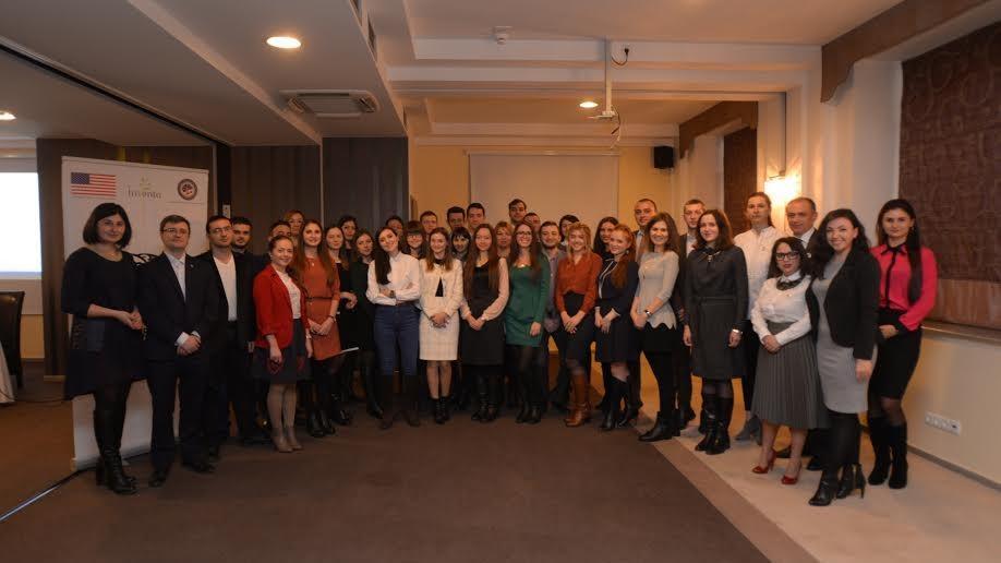 """(foto) A doua ediție """"Acțiune pentru Justiție"""": Pe parcursul a șase luni, 25 de tineri juriști urmează să fie instruiți"""