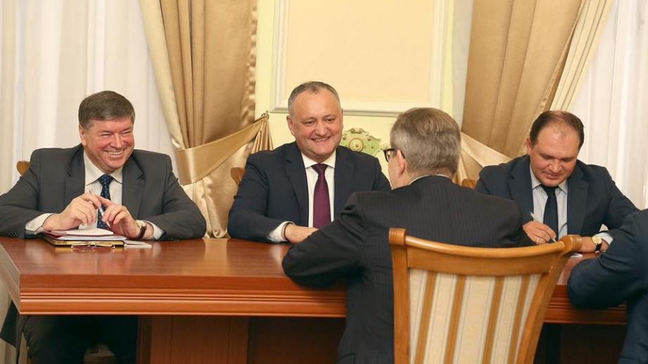 A doua vizită oficială! Președintele Dodon va merge la Bruxelles în luna februarie