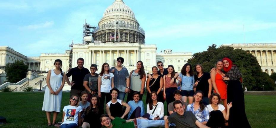 Nu rata șansa de a vizita SUA în cadrul unui program pentru studenții lideri din Europa