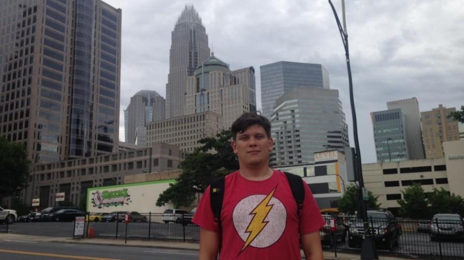 (foto, video) Un tânăr și-a dezvoltat afacerea din Chișinău după absolvirea unui program pentru antreprenori în SUA