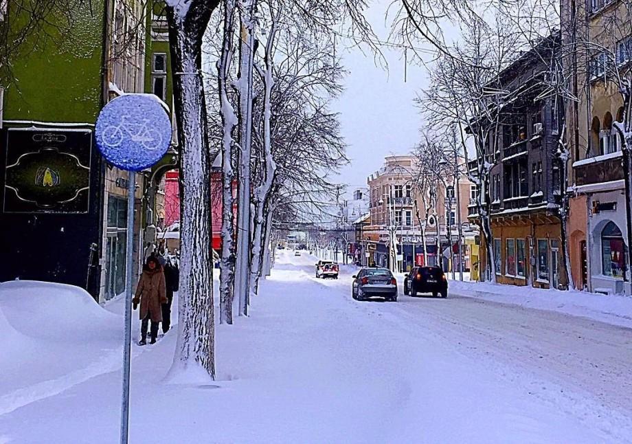 Cod galben de ninsori: 9 școli și 25 de grădinițe au rămas astăzi închise din cauza condițiilor meteo