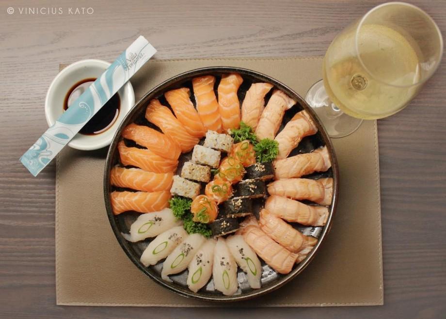 (video) Localurile unde se prepară sushi au fost inspectate! Specialiștii au verificat calitatea peștelui