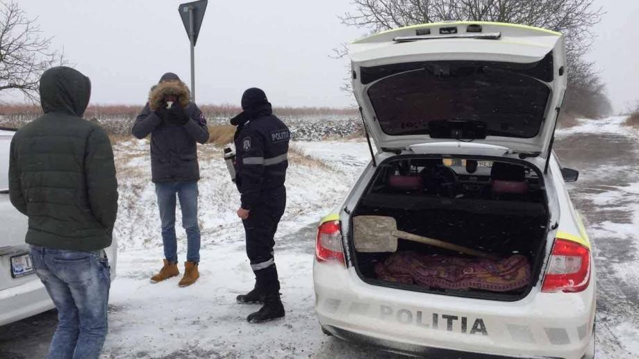 Consulul României în Republica Moldova a fost implicat într-un accident rutier din cauza zăpezii