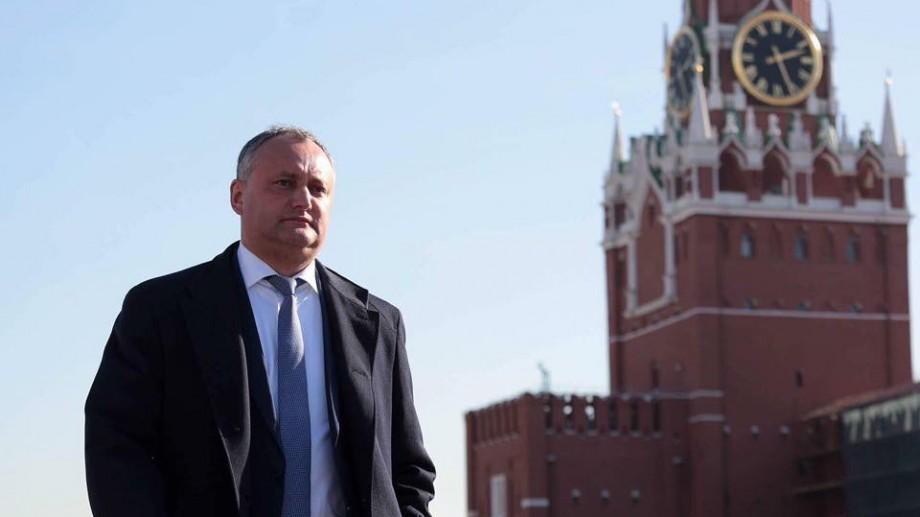 """Igor Dodon după prima zi la Moscova: """"Sper că vor fi anunțate noutăți bune pentru cetățenii noștri"""""""