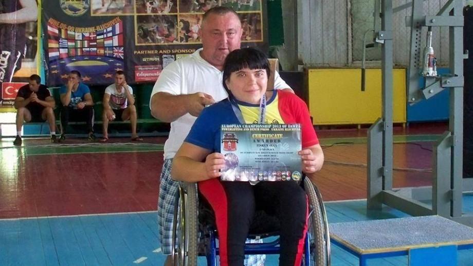 """Olga Botnari – o campioană mondială, """"fără mențiune"""", care are nevoie de ajutorul nostru"""