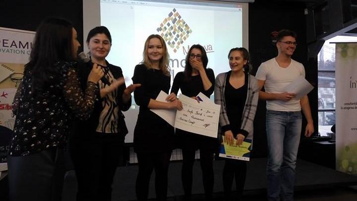 (foto, video) Diamond Challenge Moldova și-a desemnat echipele câștigătoare. Au mers acasă cu 1.000 de dolari