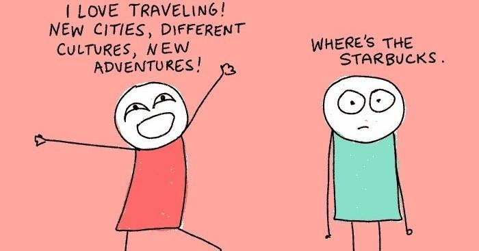(foto) Există două tipuri de călători. Tu din ce categorie faci parte?