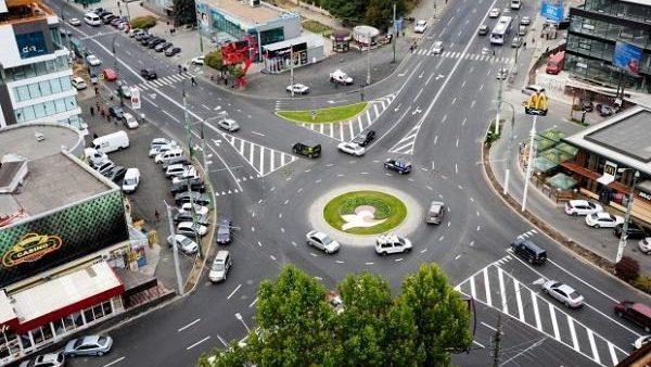 (hartă) În Chișinău ar putea apărea 7 sensuri giratorii noi. Propunerea INP