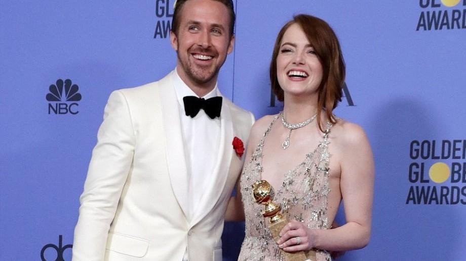 """Globurile de Aur 2017. """"La La Land"""" şi """"Moonlight"""", cele mai bune filme. Lista completă a câştigătorilor"""