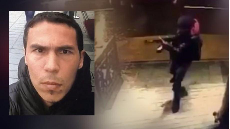 (video) Presa turcă a publicat o filmare cu presupusul autor al atacului de la Istanbul