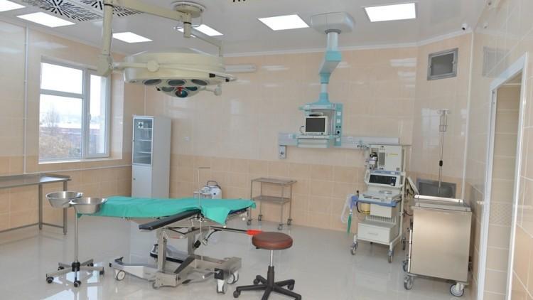 """(foto) Spitalul """"Sfântul Arhanghel Mihail"""" are un nou bloc de operații. Iată cât de modern este"""