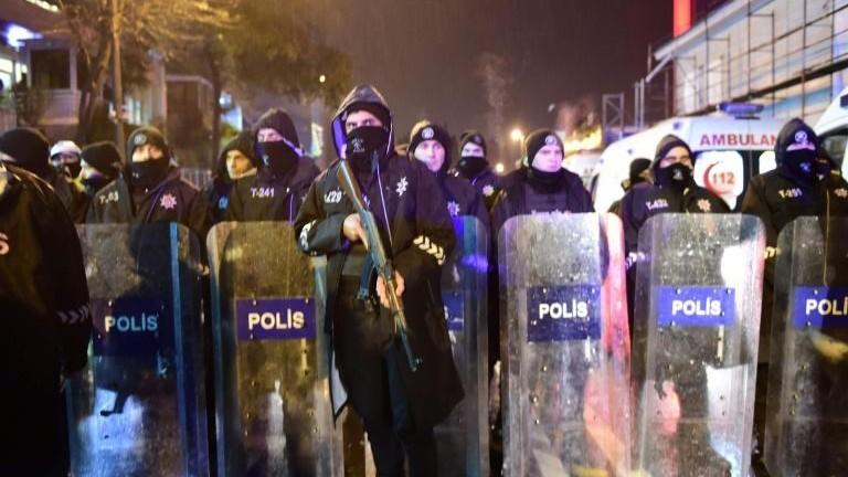 (foto, video) Atentat terorist în Turcia! Cel puțin 39 de morți, dintre care 16 străini, la un club de noapte din Istanbul