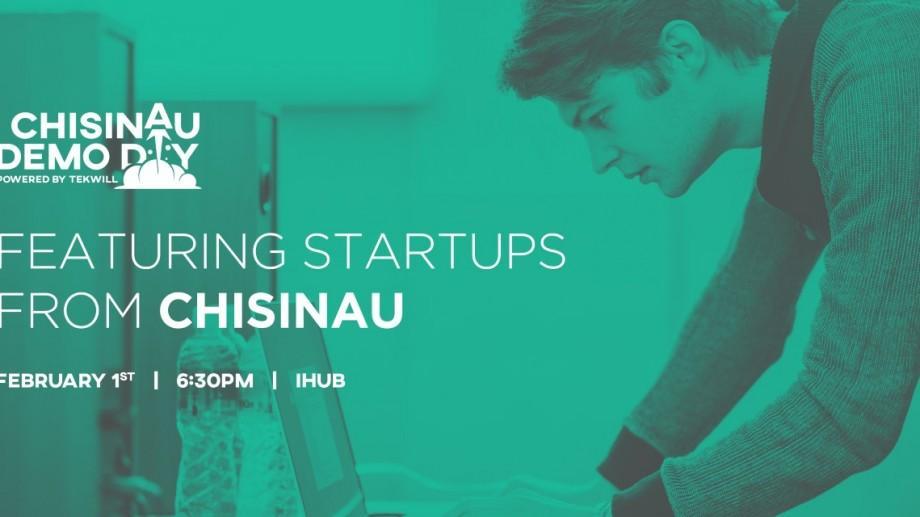 Chișinău Demo Day – cunoaște produsele dezvoltate de startupurile din Moldova